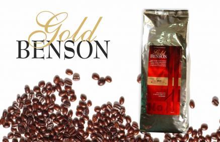 תערובת קפה Gold Benson